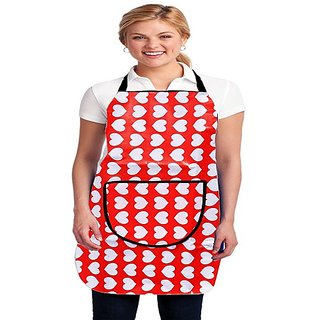 AV DECOR Beautiful Non Wooven Printed Apron