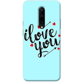 FABTODAY Back Cover for OnePlus 7 Pro - Design ID - 0986