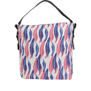 Indha Craft Cotton Hand Block Printed Stylish Tote Bag for Girls/Women