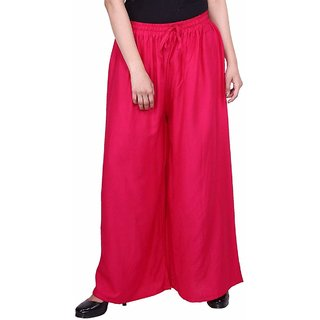 Uner Rani colour Palazzo pant only on 149
