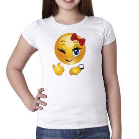 KIDOZ KINGDOM Emoji Love design t-shirt