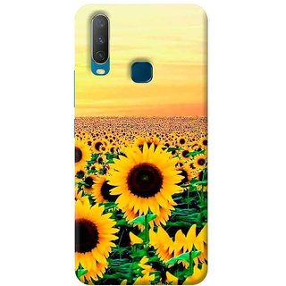 FurnishFantasy Mobile Back Cover for Vivo Y17 (Product ID - 1829)