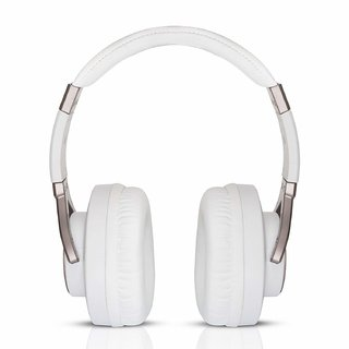 Motorola Pulse Max Wired Headphones (White)