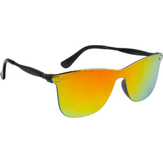 TheWhoop Lightweight New UniBody Lens Design Goggles Wayfarer Sunglasses For Men, Women, Boys, Girls