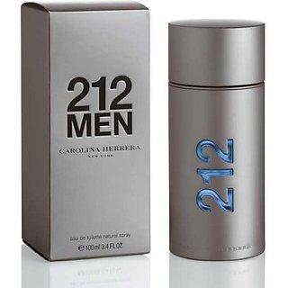 Carolina Herrera 212 Edt - 100 Ml (For Men)