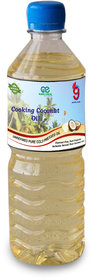 99Auth 500 mL Chemical FREE Unrefined Unfiltered Pure Natural Organic  Genuine Coconut Oil.