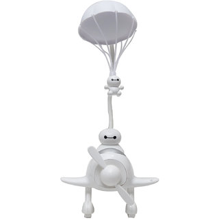 GoodEase Cartoon Flight shape with rechargeable LED lamp