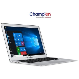 Champion Champ Air C114  Intel Atom X5 Z8350/ 2  GB / 32  GB / 14.1 LED/ Windows 10/ integrated Graphics  Silver