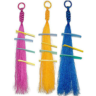 Hand Craft Wall Hanging Comb Hanger BUY ONE GET ONE FREE (ASSORTED COLOUR)