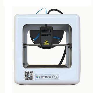 3idea Easythreed Nano Mini Fully Assembled 3D Printer with 90 110 110mm Printing Size (White)