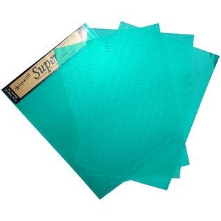 Fridge Mat (Multicolor) 6pc