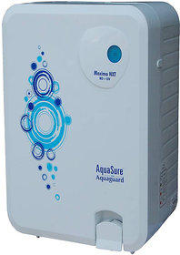 Eureka Forbes Aquasure NXT RO+UV+MTDS 6L RO Water Purifier (White)