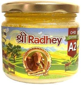 Shree Radhey A2 Gir Cow ghee - 300ml