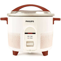 Philips Daily Collection 1.8 L Electric Rice cooker HL1665/00
