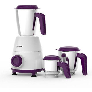 Philips Daily Collection 500W Mixer Grinder HL7505/00 (3 Jars)