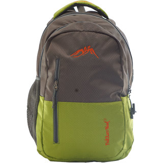 Trekkers Need UP AND DOWN Neon Backpack