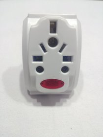 Universal Adaptor Conversion Plug 5amp Multi Plug Socket 2 Pin Multiplug