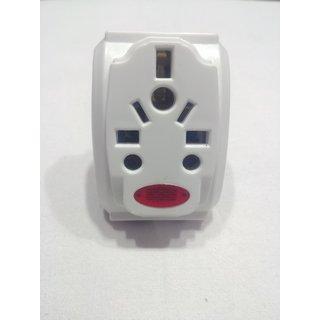 Universal Adaptor Conversion Plug 5amp Multi Plug Socket 2 Pin Multiplug