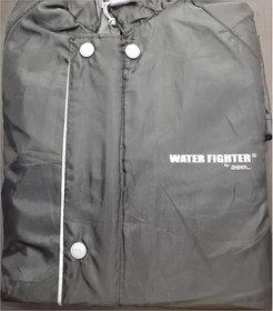 ZEEL Men's Reversible Raincoat (XL Size For 32-34 Weist)