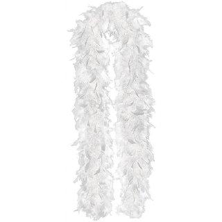 Kaku Fancy Dresses Fluffy Feather Boa Stole,Fashion Show/Party Dress Up Scarf/Retro Theme/ Boa Party Prop for Kids