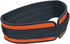 Hipkoo Durable Gym Belt Size Medium 30  to 36 inch ( 4 inch Height ) Waist Support