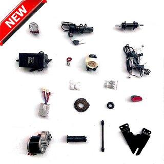 E-Vehicles 24v 250w Bicycle Conversion kit pro(AGB)