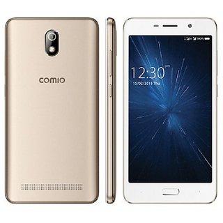 Comio C1 Pro  5 Display  1.5 GB RAM  8.0 MP Rear Camera  2500mAh Battery