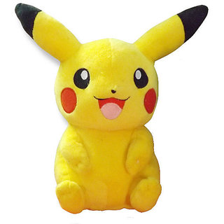Pikachu Figured Soft Toy by ReBuy