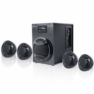 OBAGE HT-301 4.1 Home Theater Speaker System with Bluetooth