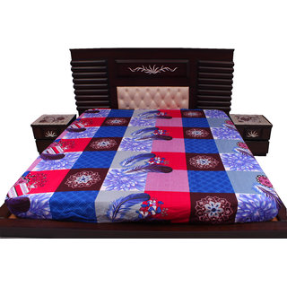 Dream Care Waterproof Fitted Bedsheet P08