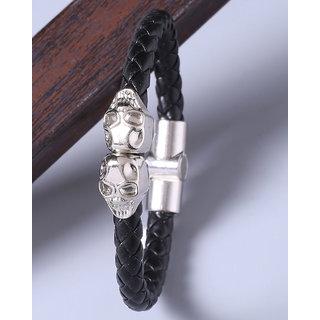 Dare by Voylla Royal Bands Click Closure Bracelet