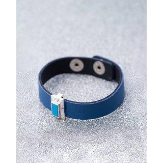 Dare by Voylla Shades of Blue Milestone Bracelet