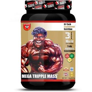 Mega Tripple Mass - 1.5kg