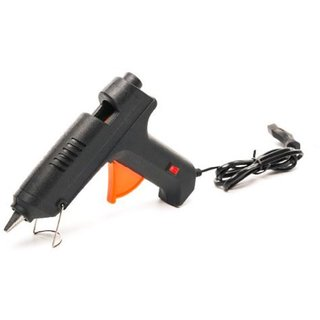 IMSTARS 60 W 60 Watt Electric Cord Glue Gun with On/Off Switch and 5 Glue Sticks Free