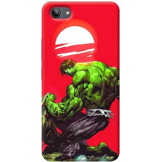FurnishFantasy Mobile Back Cover for Vivo Y81i - Design ID - 0403