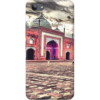 FurnishFantasy Mobile Back Cover for Vivo Y81i - Design ID - 0741