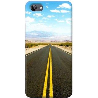 FurnishFantasy Mobile Back Cover for Vivo Y81i - Design ID - 0758