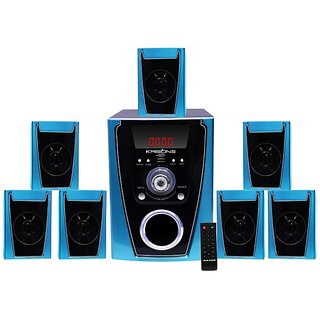 Krisons 7.1 Bluetooth Home Theater