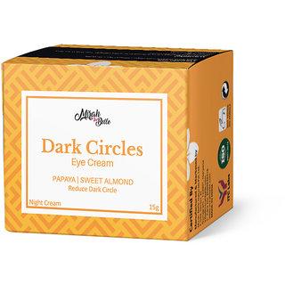 Almond Dark Circles Eye Cream