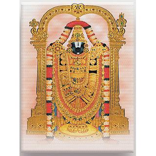 LE-DECOR   SRI TIRUMALA BHAGWAN LORD TIRUPATI  BALAJI VENKATESHWARA