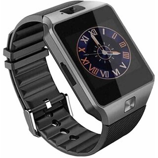 SamsungGalaxy J7 Nxt Compatible DZ09 Bluetooth Smartwatch with Camera Sim Card/SD Card Support By BUYSHOP