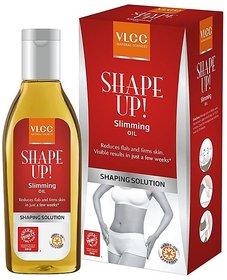 body shaper VLCC Shape Up Slimming Oil (100 ml)