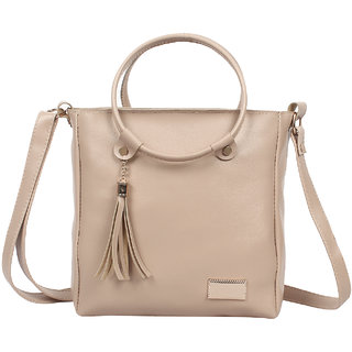 Pu Leather Sling Bag