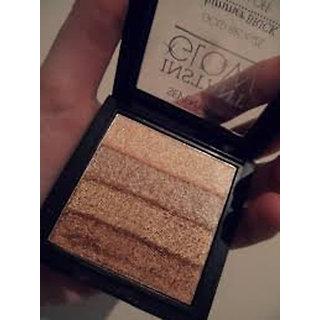 Instant Glow Makeup Highlighter Shimmer Brick-04
