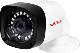 eHIKPLUS 2MP 1080P Full HD Night Vision Outdoor Bullet Camera (White)