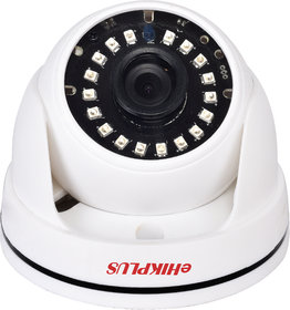 eHIKPLUS 2MP 1080P HD Indoor Night Vision Dome Camera (White)
