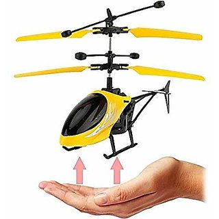 Induction Type Hand Sensor Flying Helicopter for Kids Mini Infrared Induction Helicopters Hand Sensor Airplane Aircraft