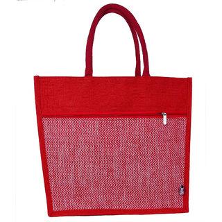 Red Multipurpose bag
