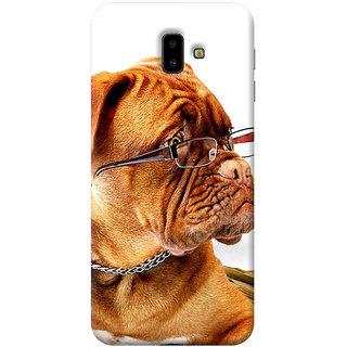 FurnishFantasy Mobile Back Cover for Samsung Galaxy J6 Plus - Design ID - 0851