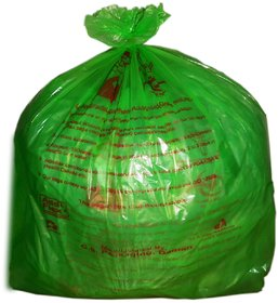 PRODUCTMINE OXO-Biodegradable Garbage  Bags Dustbin Bags Extra Thick Garbage Bags (Size 19 x 21  Pack of 90)